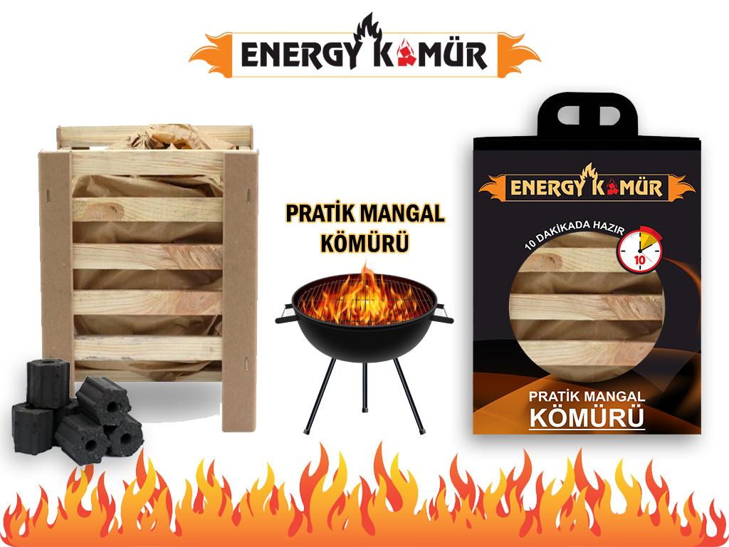 فحم شواء Pratik Mangal Kömürü 
